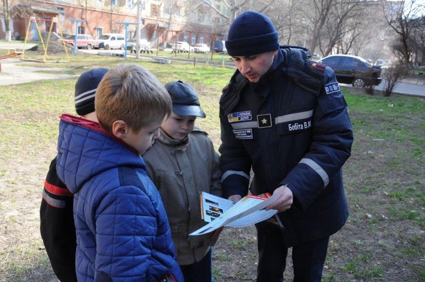 Кіровоград: рятувальники закликали мешканців міста суворо дотримуватись правил пожежної безпеки (ФОТО), фото-4