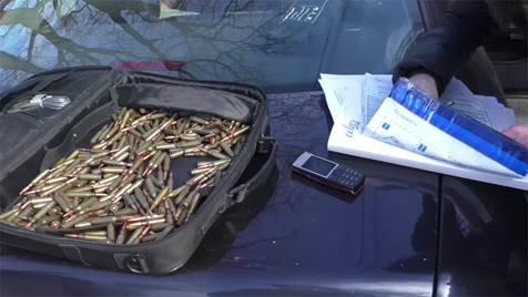 Оружие из АТО пытались продать в Черниговской области (фото) - фото 1