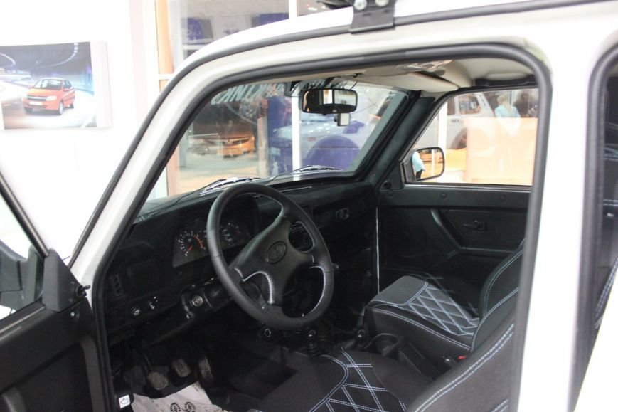В Сыктывкаре презентовали автомобиль LADA XRAY (фото) - фото 4