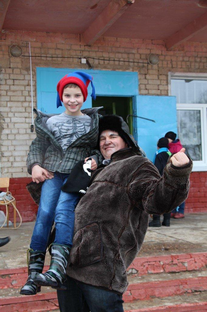 Под Тверью волонтёры проводили зиму с воспитанниками школы-интерната (фото) - фото 4