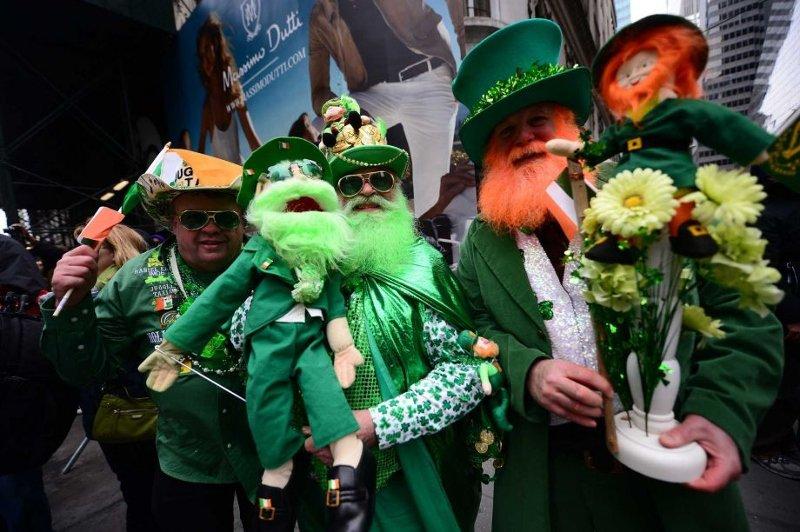 Kiss me, I'm irish: как в мире отмечают День святого Патрика (фото) - фото 2