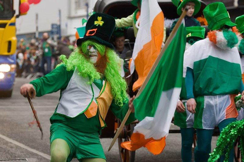 Kiss me, I'm irish: как в мире отмечают День святого Патрика (фото) - фото 3