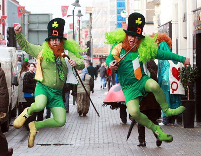 Kiss me, I'm irish: как в мире отмечают День святого Патрика (фото) - фото 4