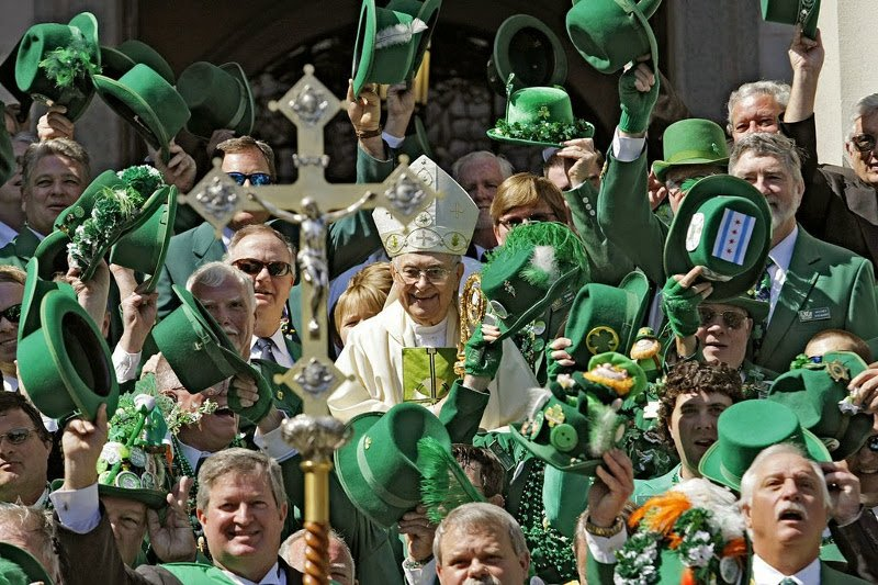 Kiss me, I'm irish: как в мире отмечают День святого Патрика (фото) - фото 6