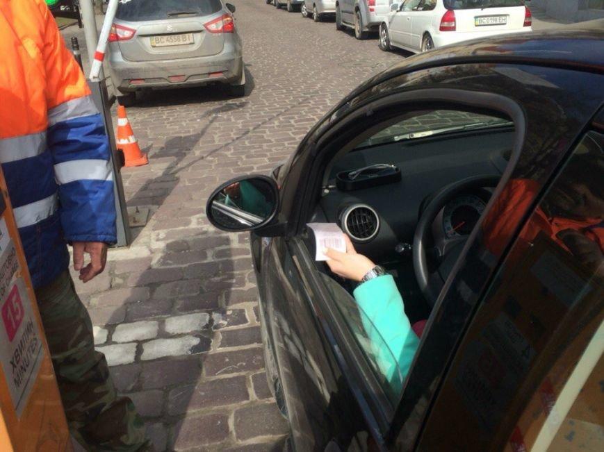 Парковки у центрі Львова: чому місто щодня втрачає кошти (фото) - фото 7