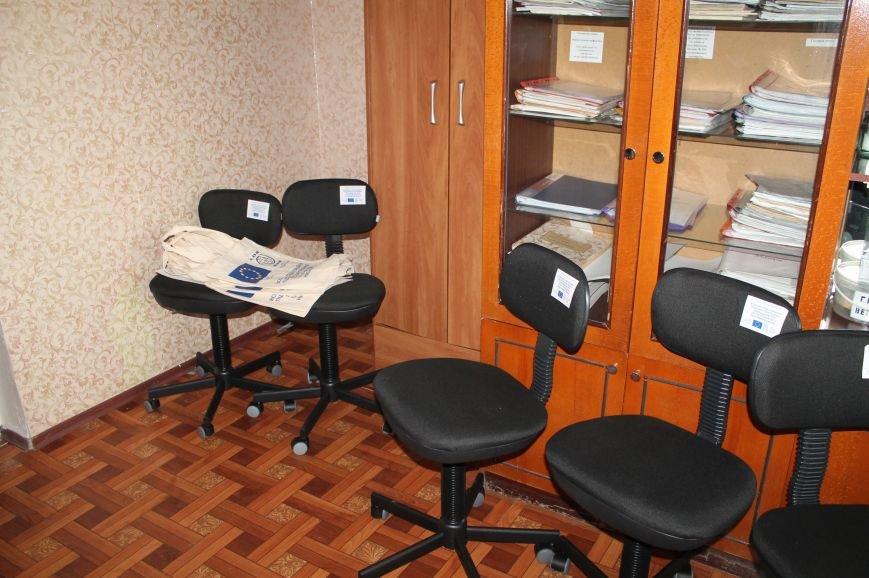 В селе Красное открыли обновленное помещение амбулатории, фото-7