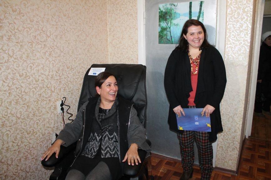 В селе Красное открыли обновленное помещение амбулатории, фото-4