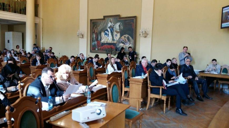 Як це було: сьогодні у Львові відбулася сесія міської ради (ФОТО) (фото) - фото 1