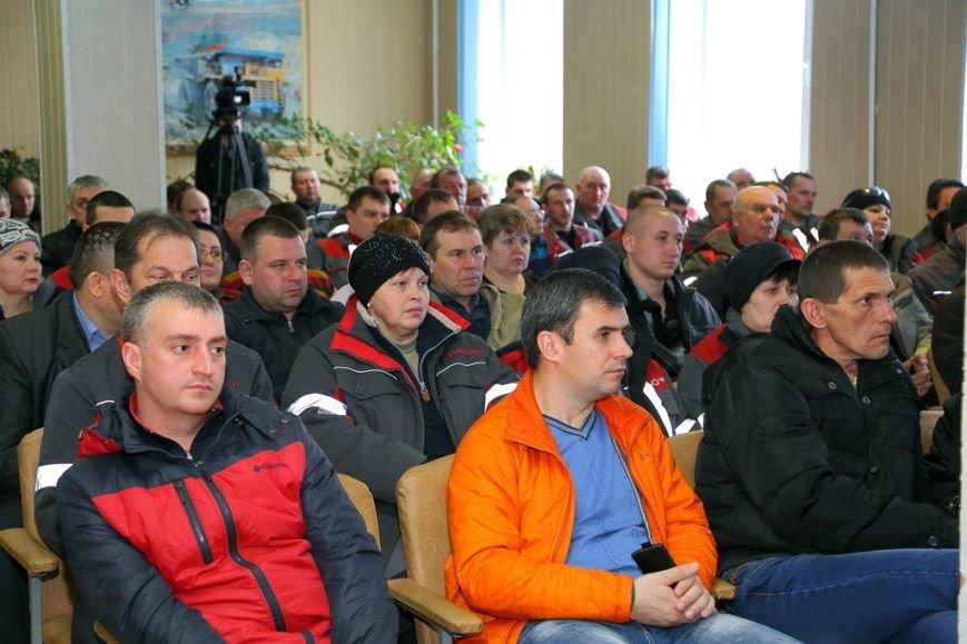 В поддержку Юрия Вилкула высказались горняки, фото-2