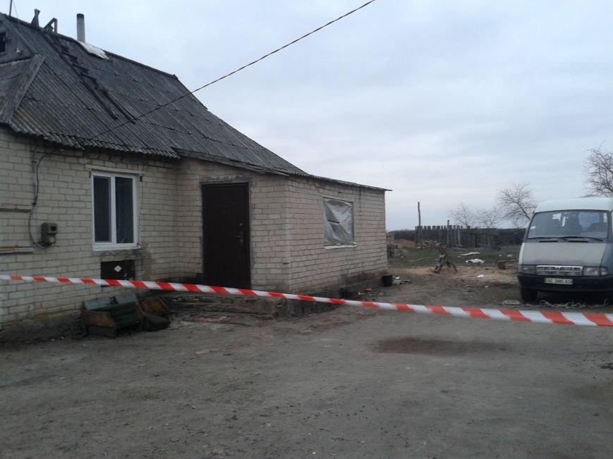 Пилили артснаряд: в Левадках подорвались трое сборщиков металлолома, фото-3