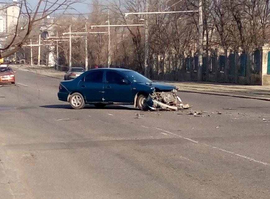 В центре Одессы масштабная авария (ФОТО), фото-3