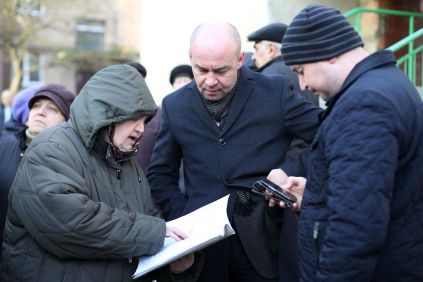 На вулицю Чернівецьку в Тернополі планують пустити маршрутку, фото-11