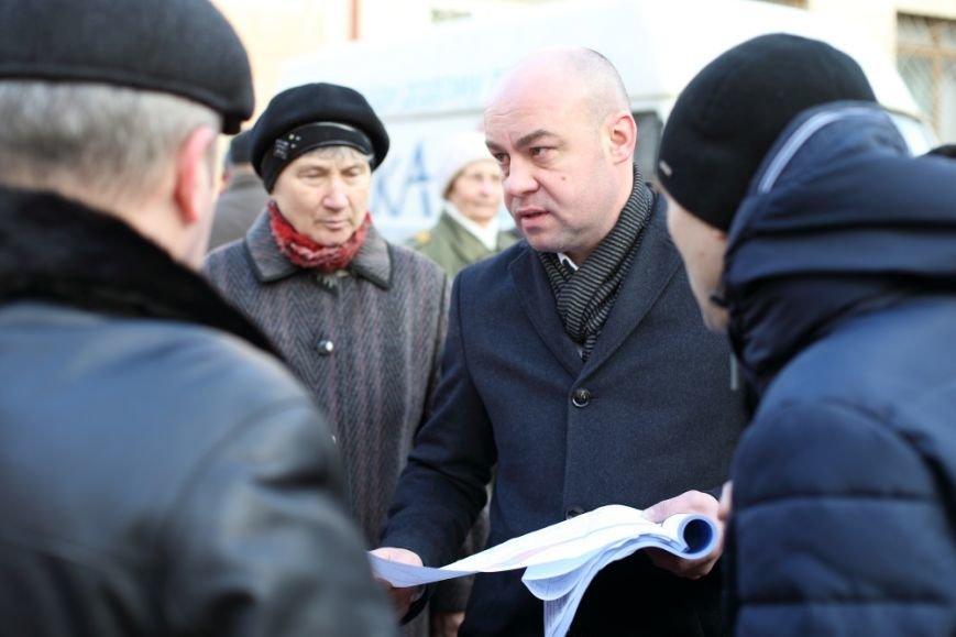 На вулицю Чернівецьку в Тернополі планують пустити маршрутку, фото-6