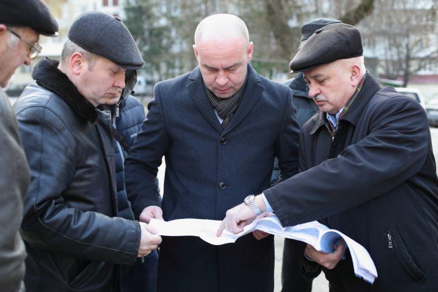 На вулицю Чернівецьку в Тернополі планують пустити маршрутку, фото-1