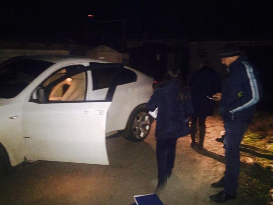 В Одессе полицейские нашли иномарку, угнанную в начале февраля (ФОТО), фото-1