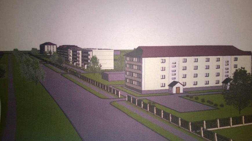 В Конотопі планують побудувати дві багатоповерхівки для військових (фото) - фото 1