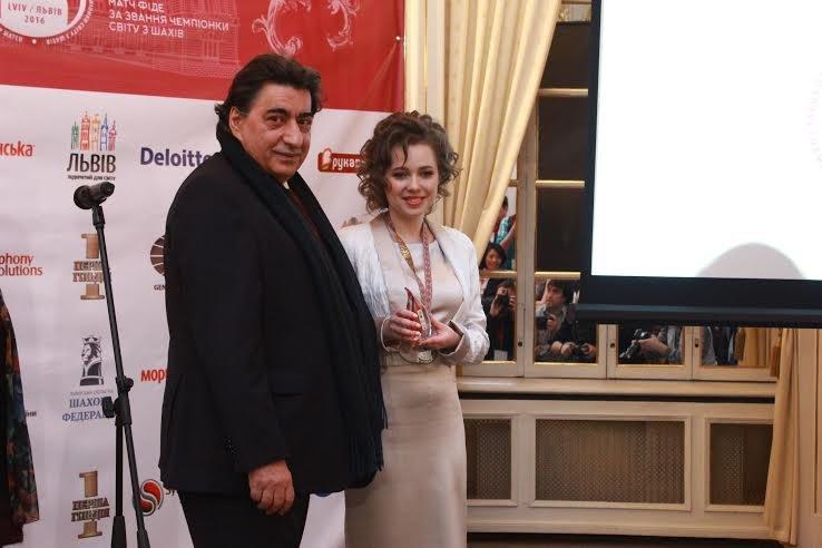 У Львові відбулось нагородження Чемпіонки світу з шахів: як це було (ФОТО), фото-7