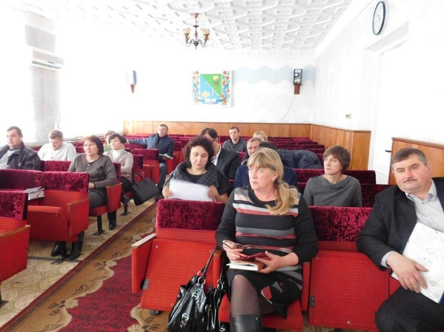 В Добропольской РГА обсуждали III фазу проекта ЕС / ПРООН (фото) - фото 1