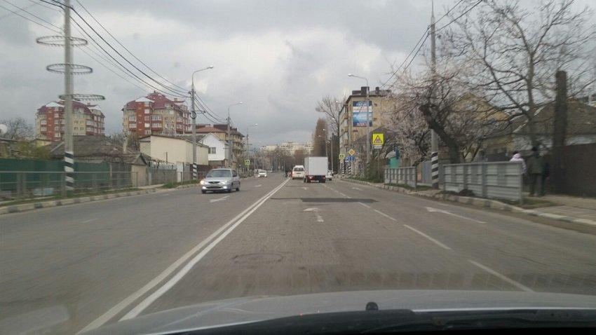 В Анапе начали делать дороги (фото) - фото 1