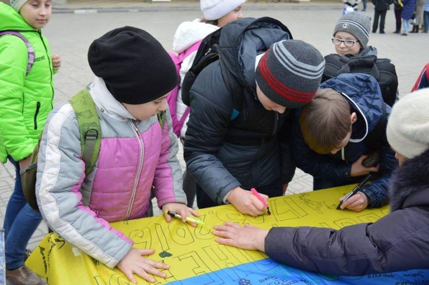"""Северодончане радостно встретили """"Велику Українську Ходу"""" (ФОТО), фото-1"""