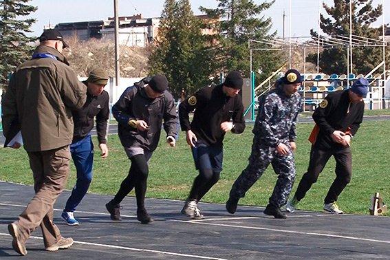 У Франківську відбирають кандидатів до спецпідрозділу поліції «Корд» (фото) - фото 1