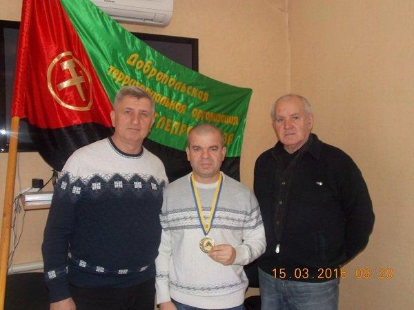 Добропольчанин одержал первенство в тяжелой атлетике на чемпионате Украины (фото) - фото 1