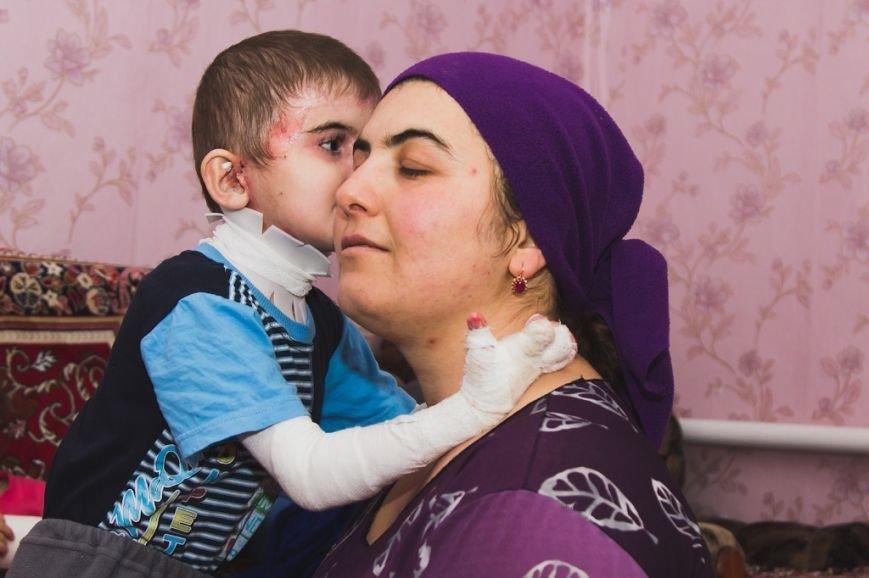 Мухаммад и мама
