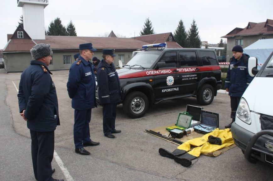 В Управлінні ДСНС здійснено раптову перевірку готовності сил і засобів до реагування на надзвичайні ситуації (ФОТО), фото-2