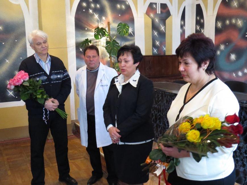 """У городской больницы №1 Мариуполя появилась """"мама"""" (ФОТО+ВИДЕО), фото-1"""