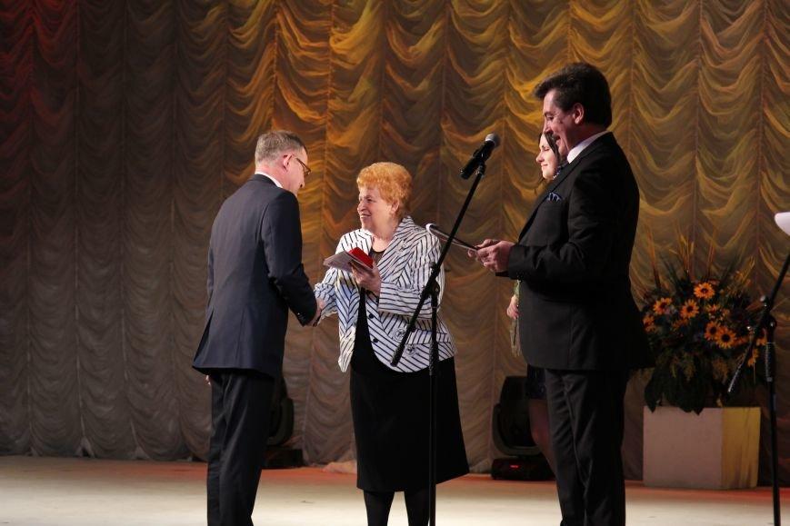 В Днепродзержинске работников ЖКХ поздравили с профессиональным праздником, фото-6