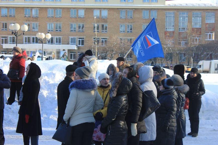 Сыктывкарцы празднично отметили день воссоединения Крыма с Россией (фото) - фото 4