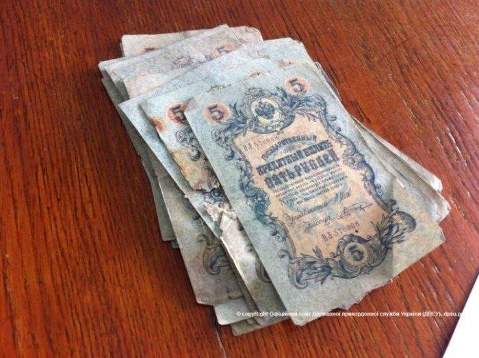 Жителя Рівненщини викрили на кордоні з сумкою банкнот, фото-3