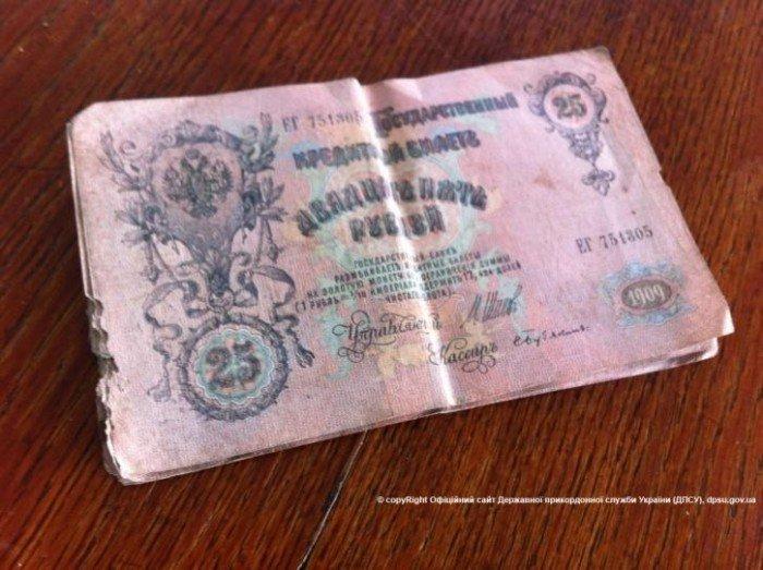 Жителя Рівненщини викрили на кордоні з сумкою банкнот, фото-2