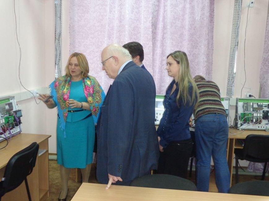 ДонНТУ Красноармейска посетил Генеральный консул Германии (фото) - фото 11