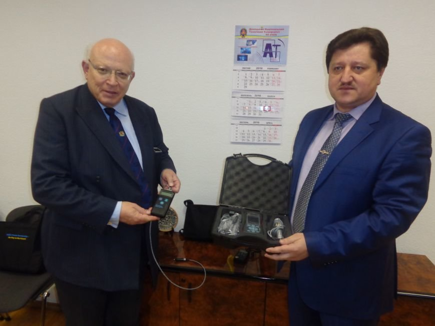ДонНТУ Красноармейска посетил Генеральный консул Германии (фото) - фото 7