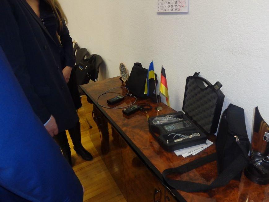 ДонНТУ Красноармейска посетил Генеральный консул Германии (фото) - фото 3