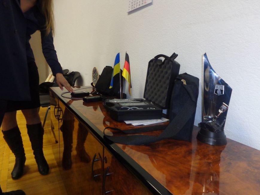 ДонНТУ Красноармейска посетил Генеральный консул Германии (фото) - фото 2