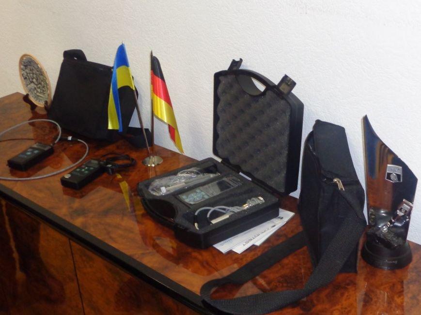 ДонНТУ Красноармейска посетил Генеральный консул Германии (фото) - фото 8