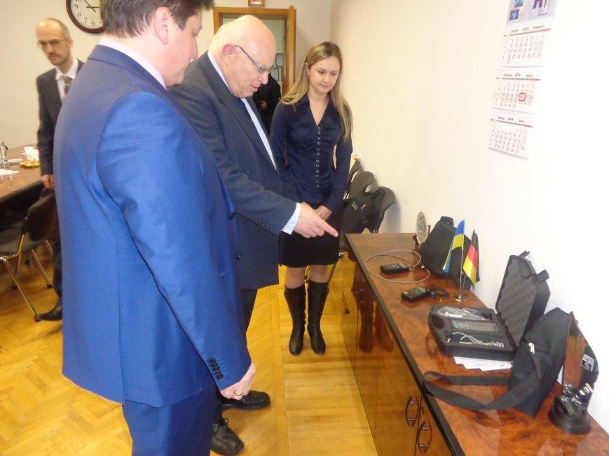 ДонНТУ Красноармейска посетил Генеральный консул Германии (фото) - фото 1