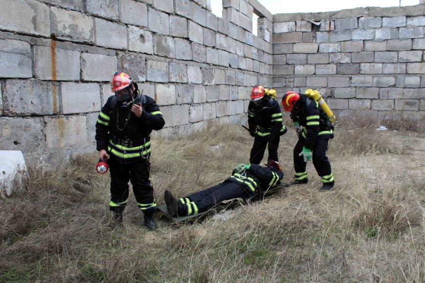 Северодонецкие спасатели провели учения (ФОТО) (фото) - фото 3
