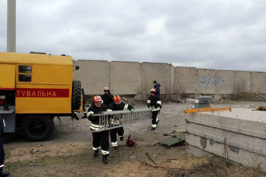 Северодонецкие спасатели провели учения (ФОТО) (фото) - фото 1