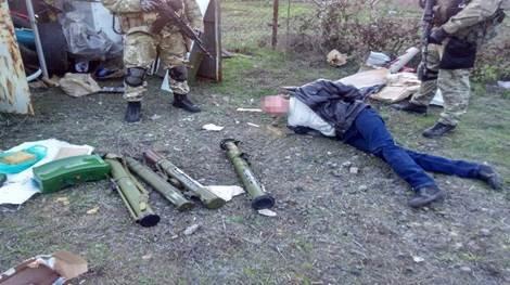 В Одессе задержали пятерых диверсантов