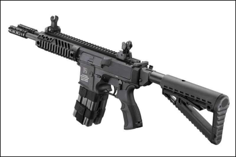 Подвійний постріл з Ізраїлю: знайомство з гвинтівка Gilboa Snake DBR (ФОТО, ВІДЕО) (фото) - фото 2