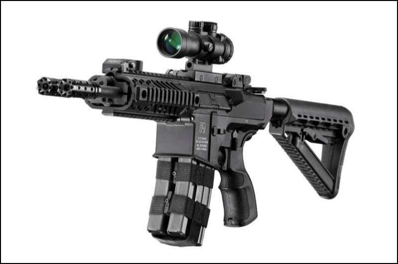 Подвійний постріл з Ізраїлю: знайомство з гвинтівка Gilboa Snake DBR (ФОТО, ВІДЕО) (фото) - фото 1