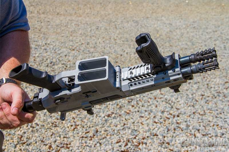 Подвійний постріл з Ізраїлю: знайомство з гвинтівка Gilboa Snake DBR (ФОТО, ВІДЕО) (фото) - фото 4