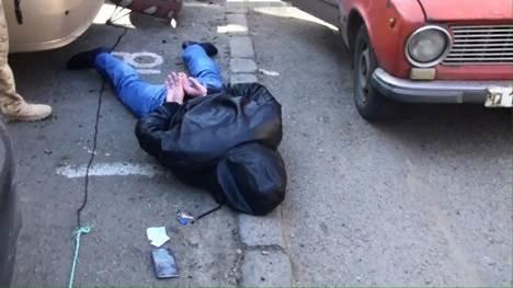 СБУ задержала в Одессе группировку сепаратистов с гранатометами (ФОТО) (фото) - фото 1