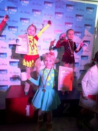 Юные херсонские фигуристы блестяще выступили на соревнованиях в Харькове (фото), фото-1