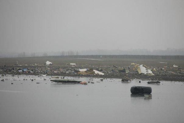 Родственникам погибших в авиакатастрофе в Ростове выплатят по 1 млн рублей - Голубев (фото) - фото 1