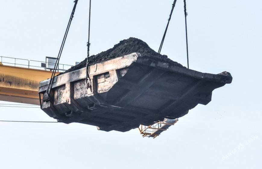В Ильичевском порту презентовали мега-судно (фото) (фото) - фото 1
