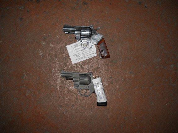 Ружья, револьверы и пистолеты: что харьковчане сдают в полицию (ФОТО) (фото) - фото 1